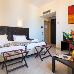 Hotel Garibaldi 4* Стандартный номер с двуспальной кроватью фото 3