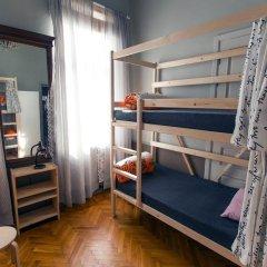 Artist Hostel na Kievskoy Кровать в женском общем номере с двухъярусной кроватью фото 3