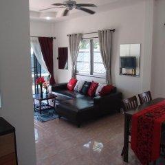 Отель Step23 Sea VIew Patong Village 2* Улучшенные апартаменты с различными типами кроватей