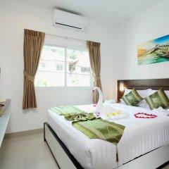 Отель Kata Hill View Villas by Kata Sea View Villas 3* Вилла разные типы кроватей фото 18