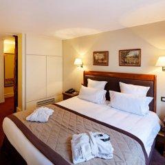 Saint James Albany Paris Hotel-Spa 4* Стандартный номер с различными типами кроватей фото 4