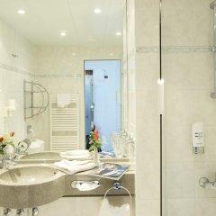 Отель Carat Golf & Sporthotel 4* Номер Комфорт с различными типами кроватей фото 8