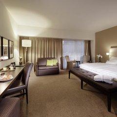 Lindner Wtc Hotel & City Lounge Antwerp Антверпен комната для гостей фото 3