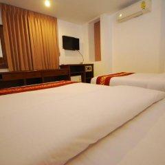 Отель Patong Budget Rooms Улучшенный номер с различными типами кроватей фото 5