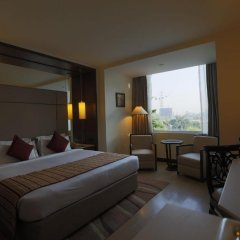 Отель City Park Airport комната для гостей фото 5
