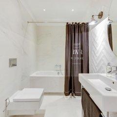 Отель Kapart Apartament Sw. Ducha Польша, Гданьск - отзывы, цены и фото номеров - забронировать отель Kapart Apartament Sw. Ducha онлайн ванная фото 2