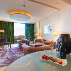 Отель Hilton Athens 5* Представительский люкс с различными типами кроватей фото 6