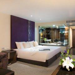 Отель Furama Silom, Bangkok 3* Номер Делюкс с разными типами кроватей фото 2