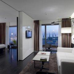 The Met Hotel 5* Представительский люкс с различными типами кроватей фото 2
