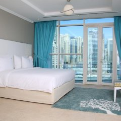 Отель Jannah Marina Bay Suites Апартаменты с различными типами кроватей фото 5
