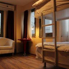 Twins Rooms Hostel удобства в номере фото 2