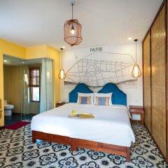 Отель Water Coconut Boutique Villas 3* Улучшенный номер с различными типами кроватей фото 5