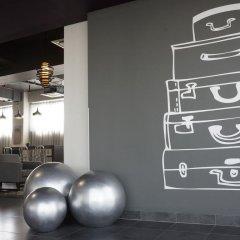 Отель City Express Plus Patio Universidad Мехико фитнесс-зал фото 3