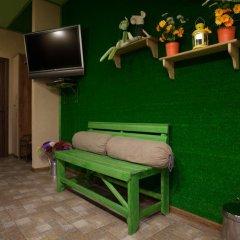 Мини-отель Бархат Улучшенный люкс с различными типами кроватей фото 7