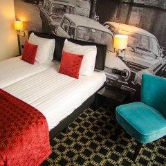 Отель Cornelisz Амстердам комната для гостей фото 3