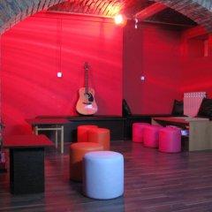 Star Hostel Belgrade Кровать в общем номере с двухъярусной кроватью фото 4