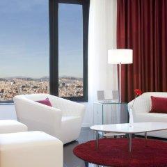 Hotel Porta Fira Sup комната для гостей фото 16