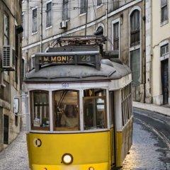 Отель Vincci Baixa Португалия, Лиссабон - отзывы, цены и фото номеров - забронировать отель Vincci Baixa онлайн фото 6