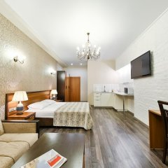 Гостиница Аллегро На Лиговском Проспекте 3* Люкс с различными типами кроватей фото 6