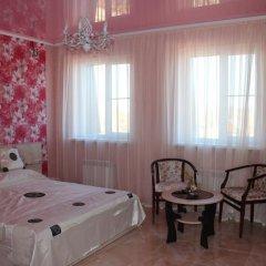 Гостиница Сафари Стандартный номер с двуспальной кроватью фото 17