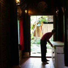 Отель Under the coconut tree Номер Делюкс с различными типами кроватей фото 10