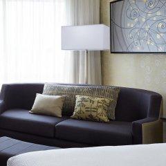 Отель Courtyard by Marriott Montreal Airport Канада, Монреаль - отзывы, цены и фото номеров - забронировать отель Courtyard by Marriott Montreal Airport онлайн комната для гостей фото 4