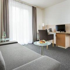 Отель IntercityHotel Wien 4* Апартаменты с раздельными кроватями с разными типами кроватей фото 2