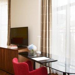Гостиница Долина +960 4* Люкс с двуспальной кроватью фото 6