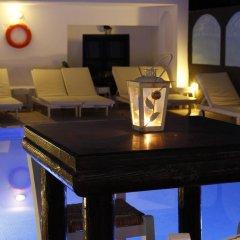 Отель Anny Studios Perissa Beach бассейн фото 2
