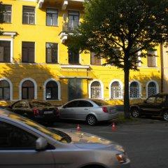 Sonett Regata Hostel Санкт-Петербург парковка