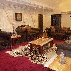 Conference Hotel & Suites Ijebu 4* Улучшенная вилла с различными типами кроватей фото 6