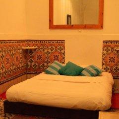 Отель Dar M'chicha 2* Стандартный номер с различными типами кроватей фото 8