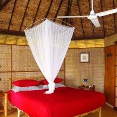 Отель Blue Heaven Island Французская Полинезия, Бора-Бора - отзывы, цены и фото номеров - забронировать отель Blue Heaven Island онлайн комната для гостей фото 3