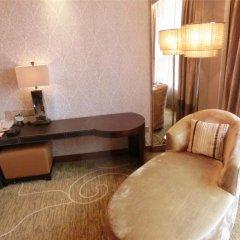 Baolilai International Hotel 5* Номер Делюкс с двуспальной кроватью фото 2