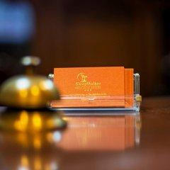 Отель SleepWalker Boutique Suites гостиничный бар