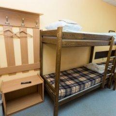Мини-Отель Петрозаводск 2* Кровать в общем номере с двухъярусной кроватью фото 19