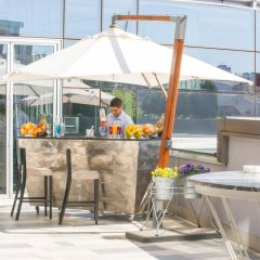 Zira Hotel Belgrade гостиничный бар
