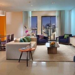 Ramada Hotel & Suites by Wyndham JBR 4* Улучшенные апартаменты с различными типами кроватей фото 7