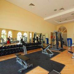 Отель Jash Falqa фитнесс-зал фото 2