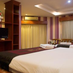 Natural Samui Hotel 2* Люкс с различными типами кроватей фото 5