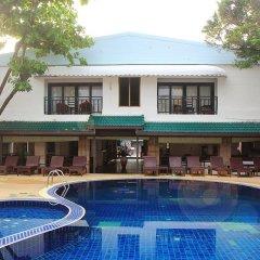 Отель Patong Bay Garden Resort бассейн