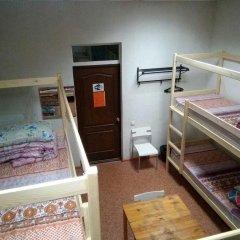 Хостел Апельсин Кровать в общем номере с двухъярусной кроватью фото 3