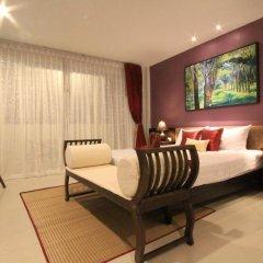Отель The Guide Hometel 2* Номер Делюкс разные типы кроватей фото 8