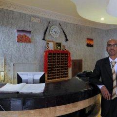 Отель Nadia Марокко, Уарзазат - отзывы, цены и фото номеров - забронировать отель Nadia онлайн интерьер отеля фото 2