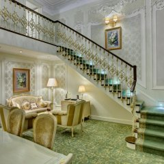 Гостиница Эрмитаж - Официальная Гостиница Государственного Музея 5* Президентский люкс разные типы кроватей фото 4