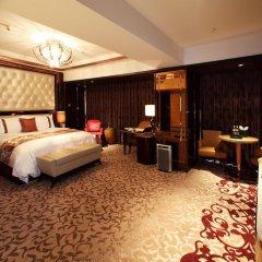 Shan Dong Hotel 4* Улучшенный номер с 2 отдельными кроватями фото 9