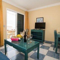 Отель Apartahotel Alta Vista Морро Жабле комната для гостей фото 2