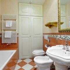 Hotel Residence Bijou de Prague 4* Улучшенный люкс с различными типами кроватей фото 5