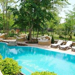 Отель Apartcomplex Harmony Suites - Dream Island бассейн