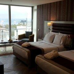 Taksim Gonen Hotel 4* Стандартный номер с различными типами кроватей фото 8